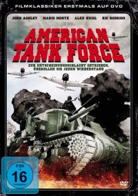 DVD American Tank Force