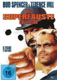 DVD Bud Spencer & Terence Hill