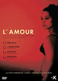 DVD L'Amour