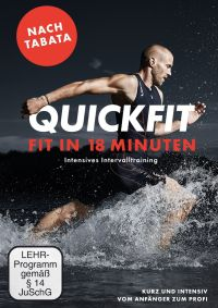 DVD Quickfit - Das Tabata Workout