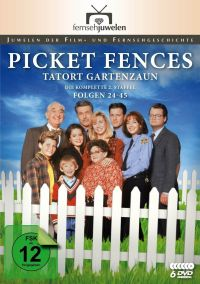 Picket Fences - Tatort Gartenzaun: Die komplette 2. Staffel Cover