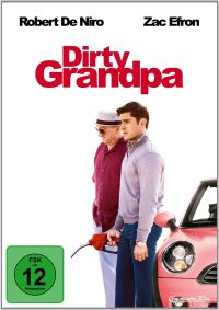 Dirty Grandpa Cover