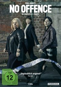 Cover No Offence - Die komplette 1. Staffel