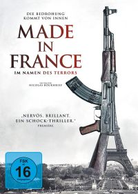 Cover Made in France - Im Namen des Terrors