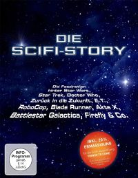 Cover Die SciFi-Story