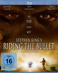 Stephen Kings Riding the Bullet - Der Tod fährt mit Cover