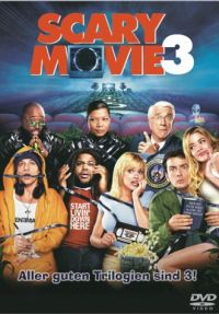 Scary Movie 3 Cover