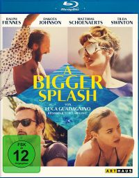 DVD A Bigger Splash