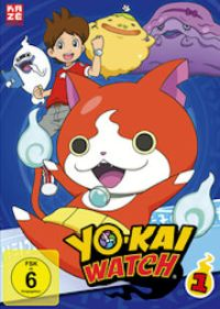 DVD Yo-Kai Watch - Vol. 1