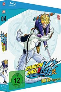 Dragonball Z Kai - Box 4 Cover