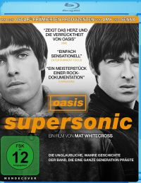 DVD Oasis: Supersonic
