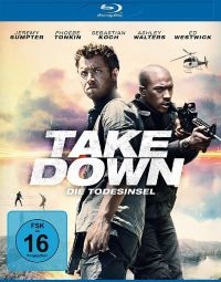 Take Down – Die Todesinsel Cover