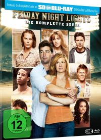 Friday Night Lights - Die komplette Serie Cover