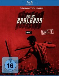 Into the Badlands - Staffel 1 Cover