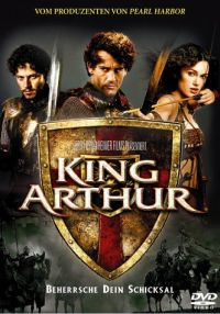 King Arthur Cover