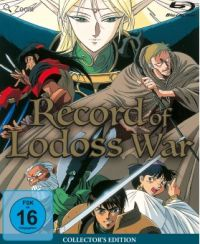 Record of Lodoss War - Gesamtausgabe Cover