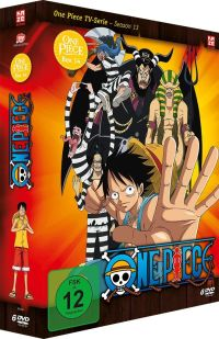 One Piece – Season 13 - Box Vol. 14 Cover