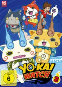 DVD Yo-Kai Watch - Box 2 (Episoden 14-26)