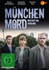 Cover München Mord: Wo bist Du, Feigling