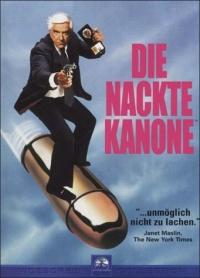 Die nackte Kanone Cover