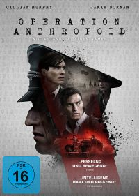 Operation Anthropoid  Cover