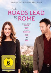 DVD All Roads Lead to Rome
