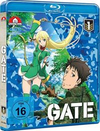 Gate - Vol. 1/Episoden 1-3 Cover