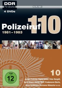 Polizeiruf 110 - Box 10 Cover