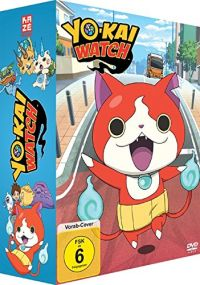 DVD Yo-kai Watch