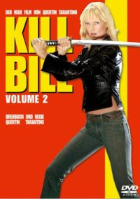 Kill Bill Vol. 2 Cover