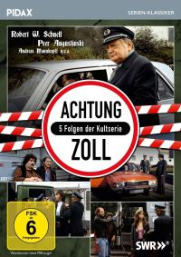 Cover Achtung Zoll