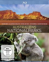 DVD Australiens Nationalparks