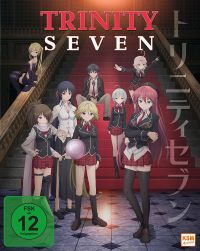 Trinity Seven Vol.1/Episoden 1-4 Cover