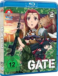 Gate - Vol. 2 Cover
