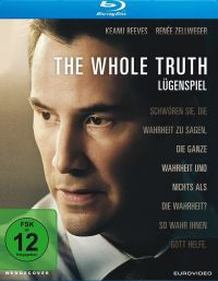 The Whole Truth - Lügenspiel Cover