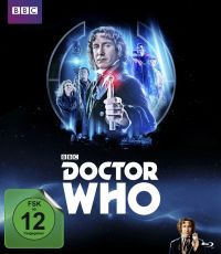 Doctor Who - Der Film  Cover