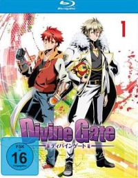 Divine Gate - Vol. 1 Cover