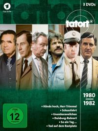 Tatort Klassiker - 80er Box 1 Cover