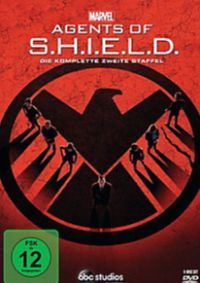 Cover Marvels Agents of S.H.I.E.L.D. - Die komplette zweite Staffel