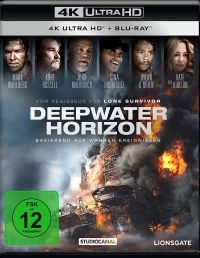 Deepwater Horizon (4K Ultra-HD) Cover