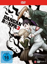 DANGANRONPA - Volume 3 Cover
