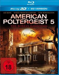 Cover American Poltergeist 5 – The Borely Haunting