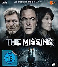 Cover The Missing - Staffel 1
