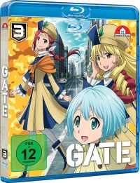 Gate - Vol. 3  Cover