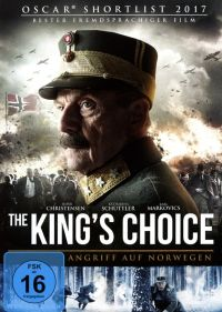 King`s Choice – Angriff auf Norwegen Cover