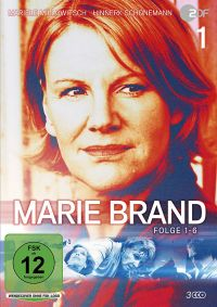 Marie Brand 1 - Folge 1-6 Cover
