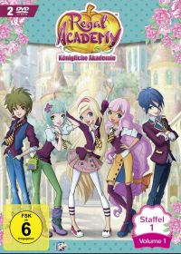 Regal Academy - Königliche Akademie (Vol.1) Cover