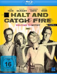 Cover Halt and Catch Fire - Staffel 2