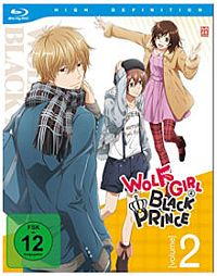 Wolf Girl & Black Prince Vol. 2 Cover