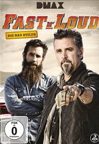 Cover Fast N Loud - Big Bad Builds - Staffel 3